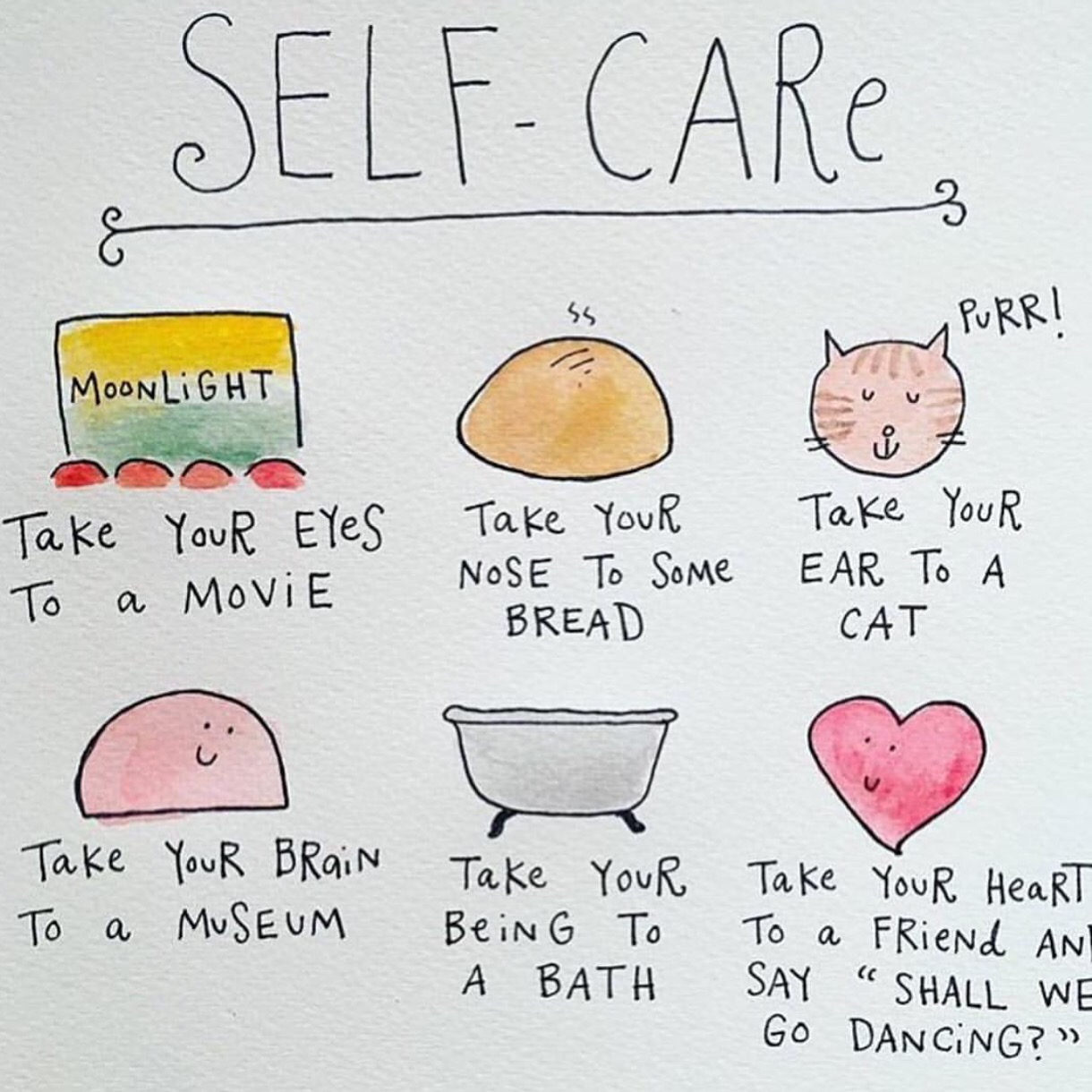 Apply faith in your self-care goals grocery shop - My Life ... |Self Care Goals